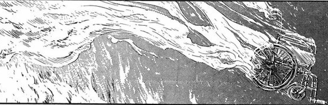 咲-Saki-102話困惑 車椅子 火 水 どっち?02