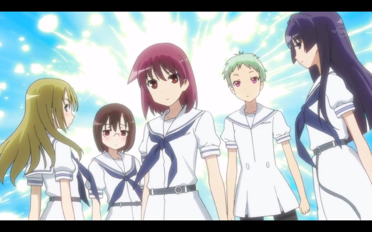 白糸台制服